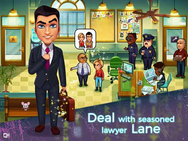 Parker & Lane Criminal Justice Collector's Edition screen2