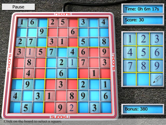 Video for Perfect Sudoku