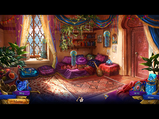 Persian Nights 2: The Moonlight Veil - Screenshot