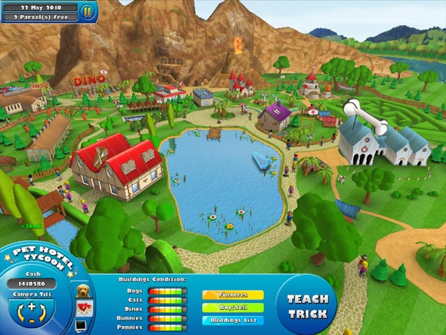 tycoon games for pc