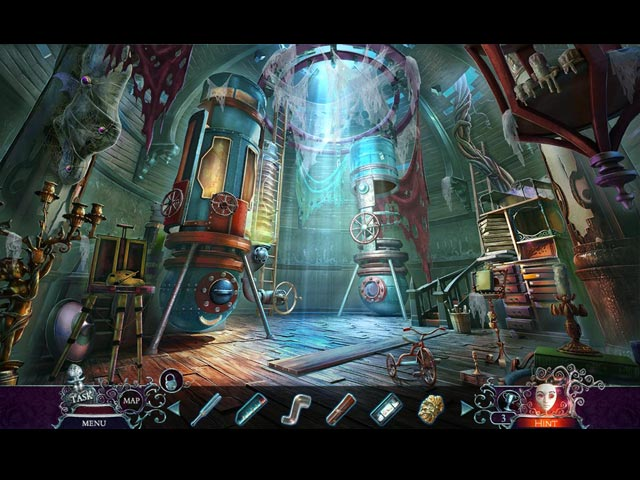 Phantasmat behind the mask ipad iphone android mac for Big fish hidden object games