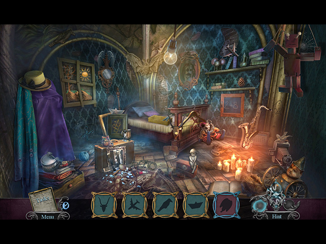 Phantasmat: Remains of Buried Memories - Screenshot