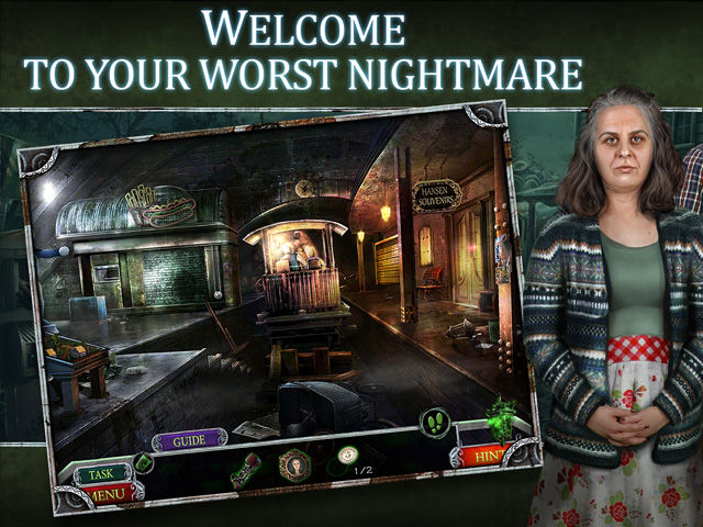 Screenshot for Phantasmat: Town of Lost Hope Collector's Edition