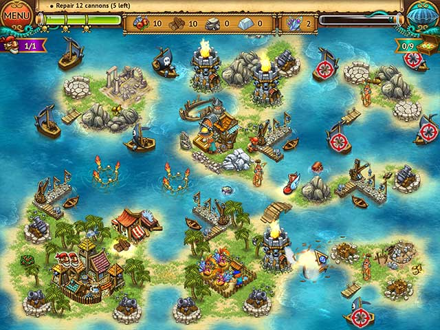 Pirate Chronicles Collector's Edition > iPad, iPhone