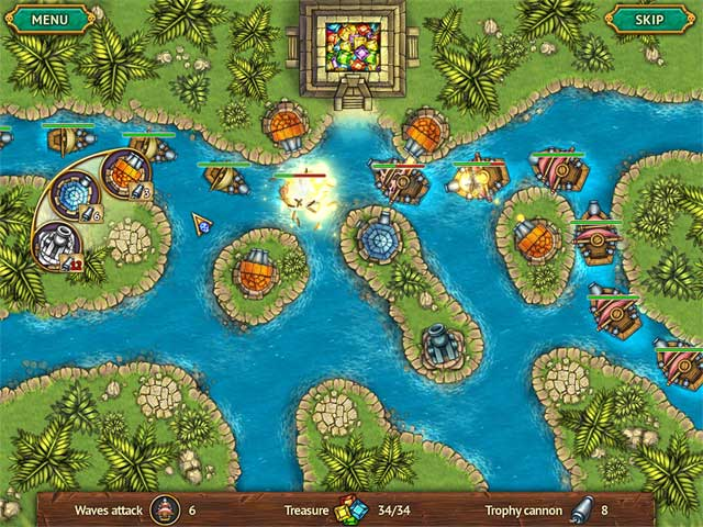 Pirate chronicles ipad iphone android mac pc game for Land big fish