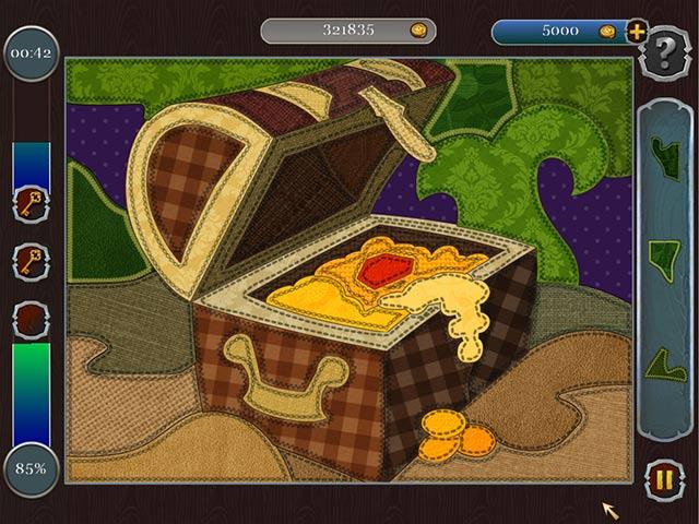 Pirate Mosaic Puzzle Caribbean Treasures Gt Ipad Iphone
