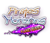 Pirates of New Horizons Planet Buster