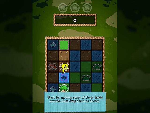 Pocket Forest - Screenshot