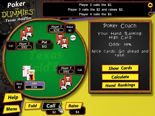 Video for Poker for Dummies