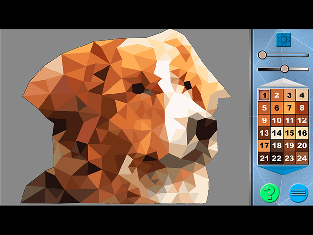 Polygon Art 2 - Screenshot