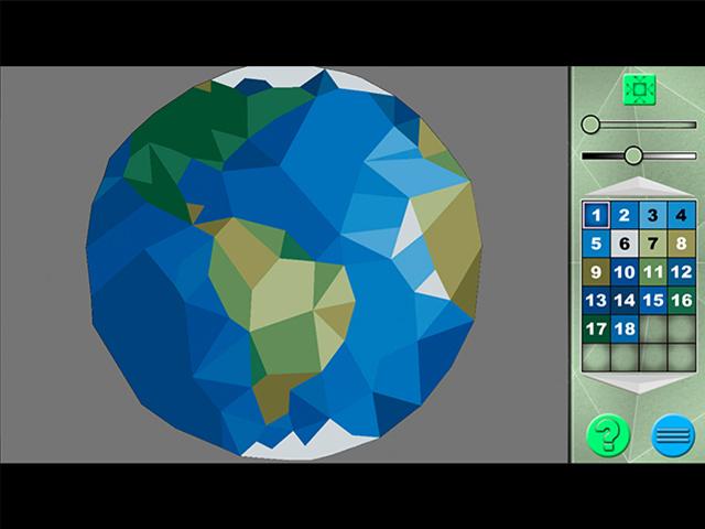 Polygon Art 3 - Screenshot
