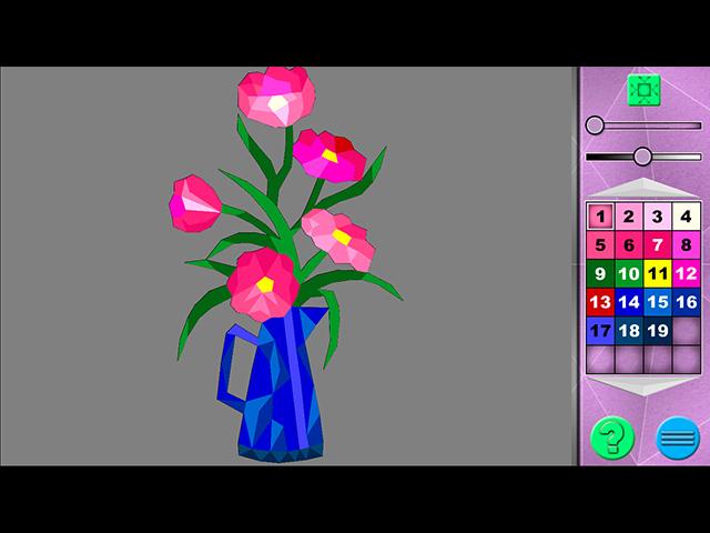 Polygon Art 4 - Screenshot