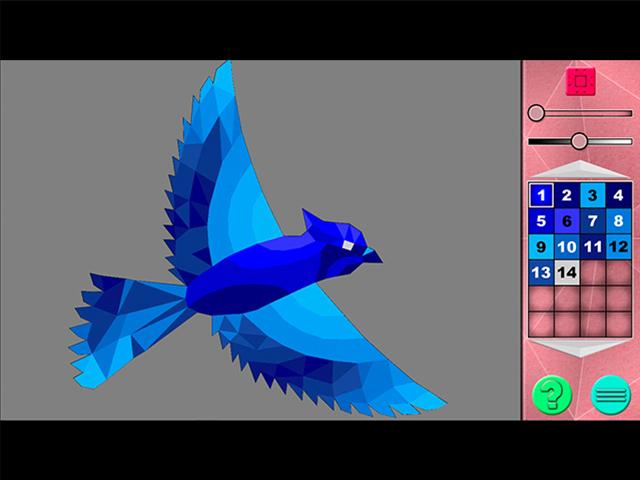Polygon Art 5 - Screenshot