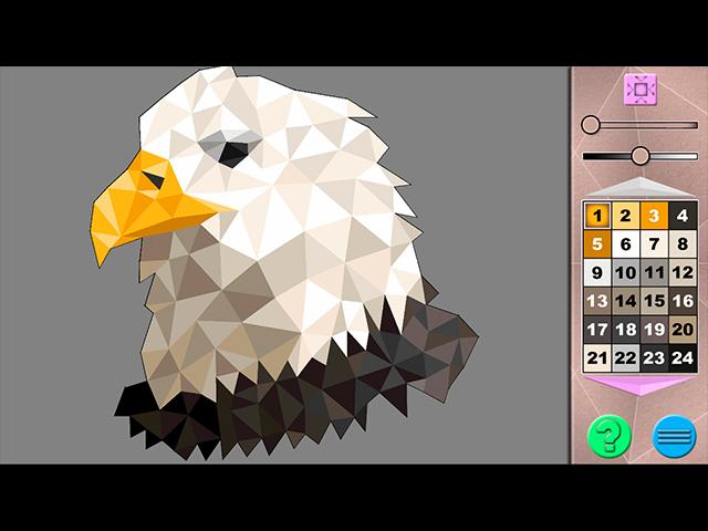 Polygon Art - Screenshot