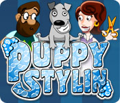 Download puppy stylin' free online games with qgames. Org.