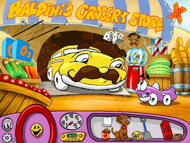 Video for Putt-Putt Saves the Zoo
