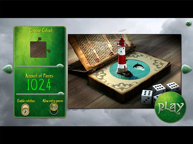 Puzzle Pieces 3: Fantasy - Screenshot