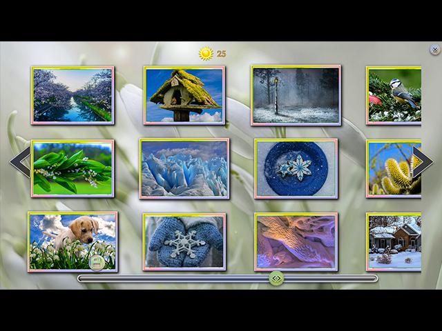 Puzzle Pieces 4: Farewell Dear Winter - Screenshot