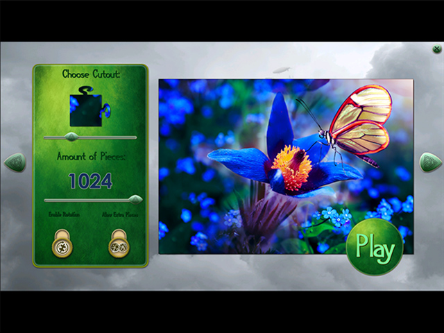 Puzzle Pieces 5: Fairy Ring - Screenshot