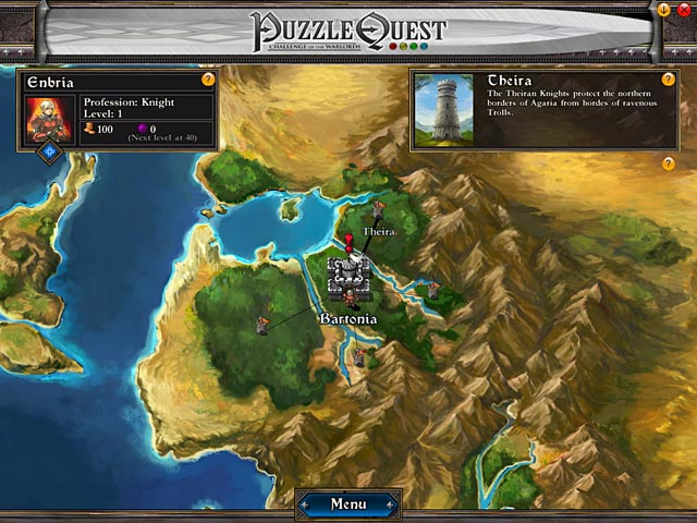 puzzle quest 2 pc crack games