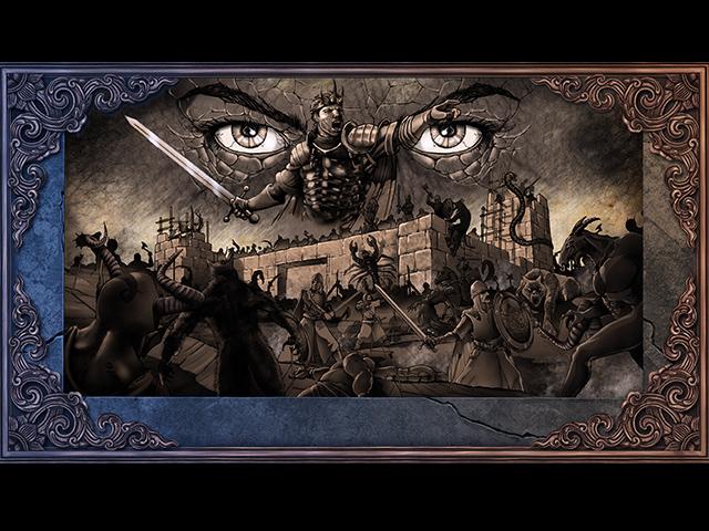 Queen's Quest V: Symphony of Death - Screenshot