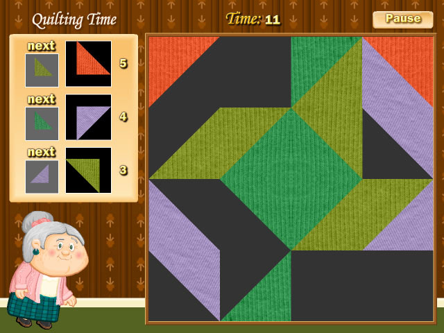 Video for Quilting Time