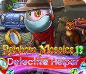 Rainbow Mosaics 13: Detective Helper