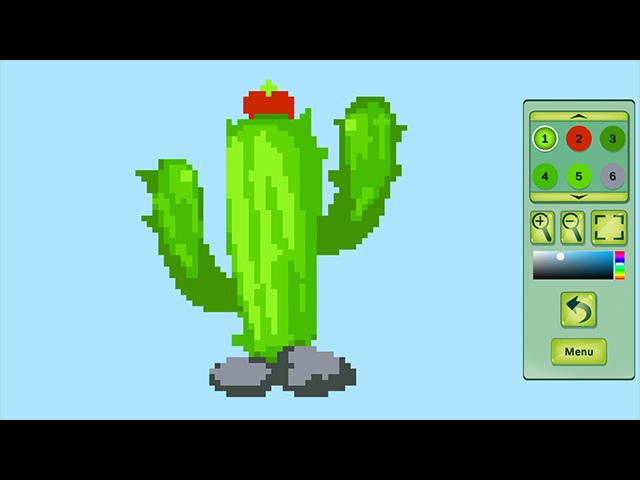 Rainbow Pixel - Screenshot