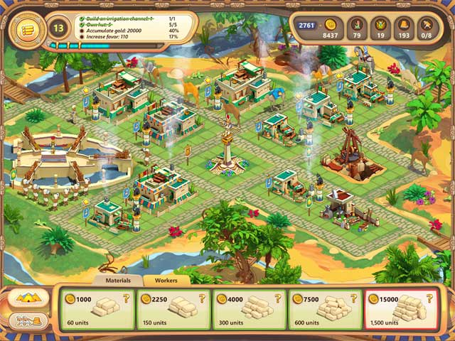 Ramses: Rise Of Empire Collector's Edition > iPad, iPhone