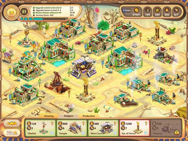 Ramses: Rise Of Empire screen1