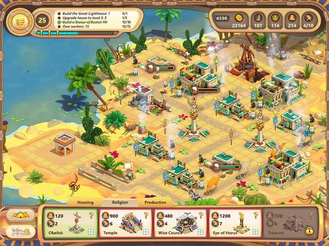 Ramses: Rise Of Empire screen3