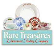 Rare Treasures: Dinnerware Trading Company