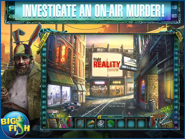 Screenshot for Reality Show: Fatal Shot Collector's Edition