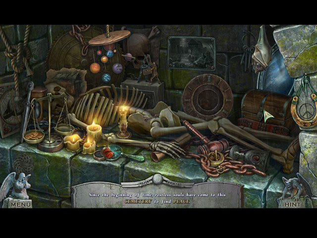 Game System Requirements & Redemption Cemetery: At Deathu0027s Door Collectoru0027s Edition u003e iPad ...