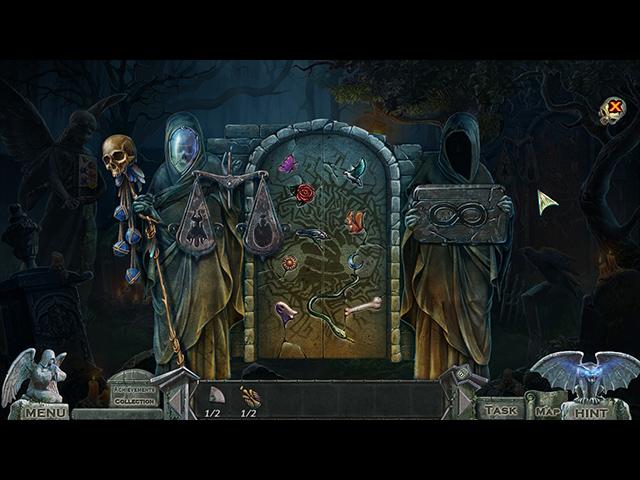 Redemption Cemetery: Dead Park screen1