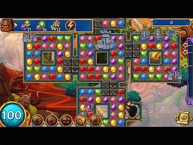 Rescue quest gold collector 39 s edition ipad iphone for Big fish games mac