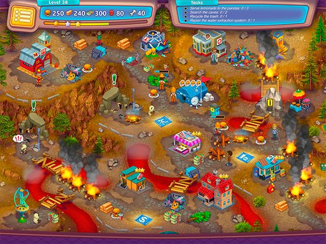 Rescue Team: Planet Savers - Screenshot