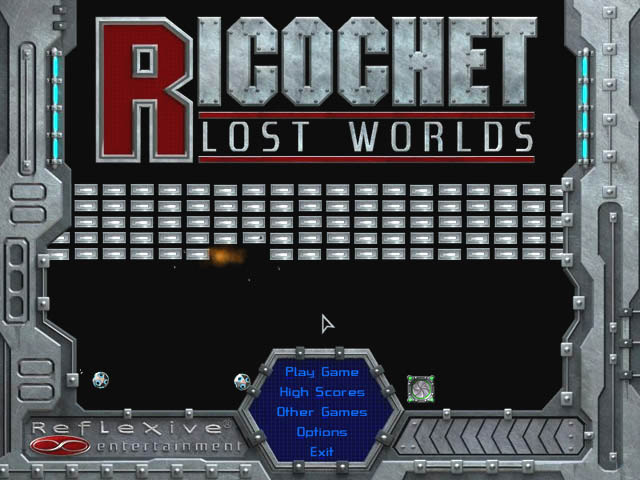 Ricochet lost worlds game download for pc and mac.