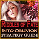Riddles of Fate: Into Oblivion Strategy Guide
