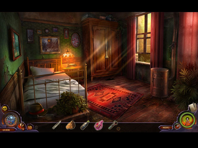 Rite of Passage: Hackamore Bluff Collector's Edition screen1