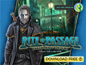 Screenshot for Rite of Passage: The Sword and the Fury Collector's Edition