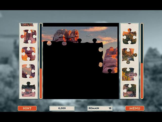 Road Trip USA II: West - Screenshot 1