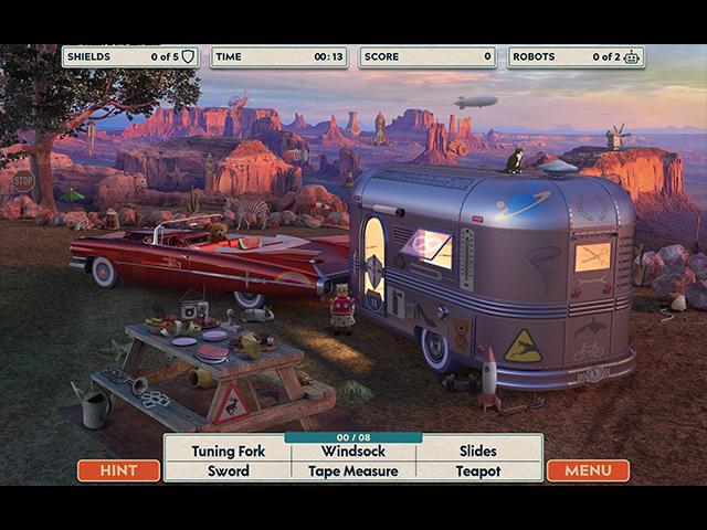 Road Trip USA II: West - Screenshot 2