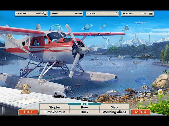Road Trip USA II: West - Screenshot