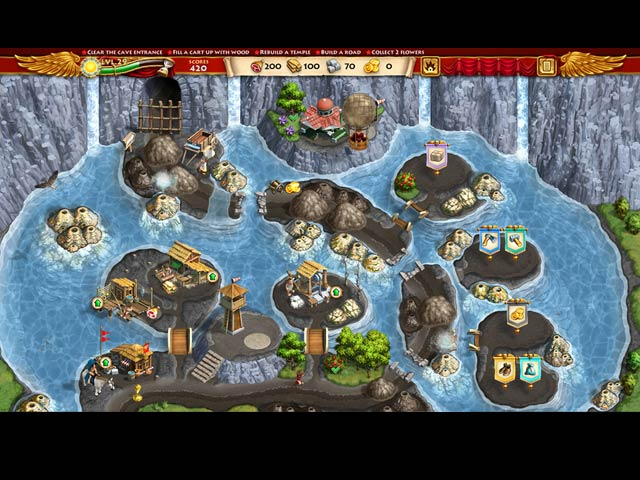 Roads of rome new generation 2 ipad iphone android for Big fish games new