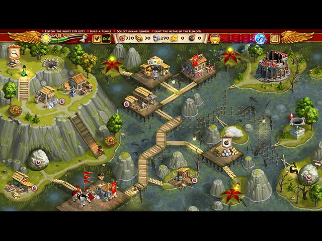 Roads of Rome: New Generation III - Screenshot