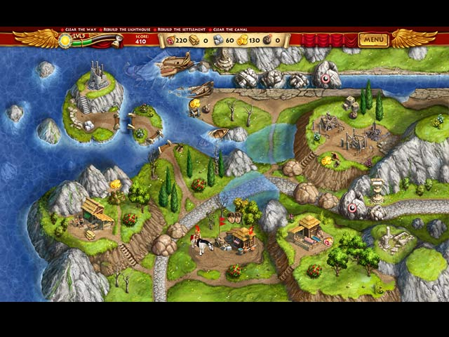 Roads of rome new generation ipad iphone android mac for Big fish games new