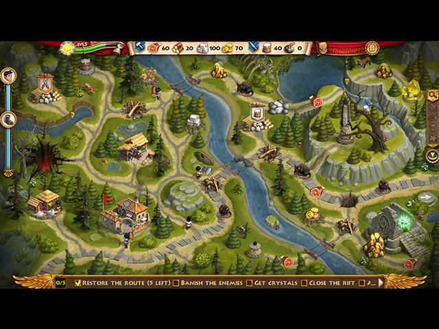 Roads of Rome: Portals - Screenshot
