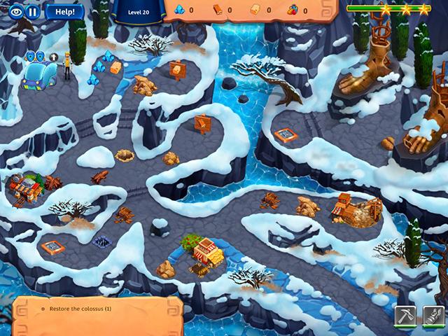 Roads of Time: Odyssey - Screenshot