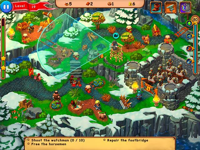 Robin Hood: Hail to the King Collector's Edition - Screenshot